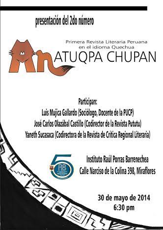 Atuqpa Chupan_Presentación