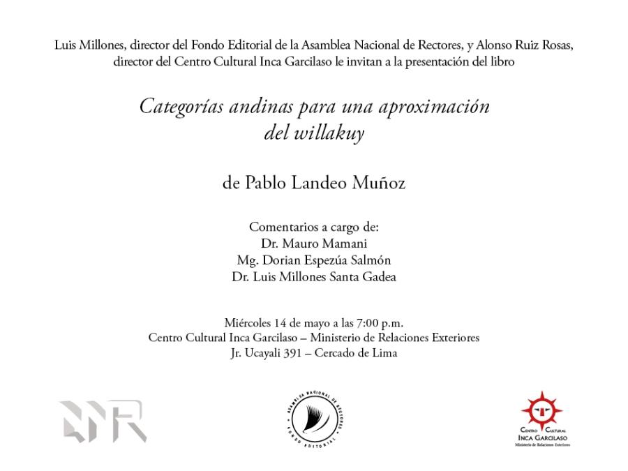 invitacion LANDEO