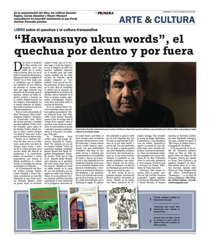 pagina 21- arte y cultural