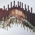 Ellen Wallenstein. Woven Women: Collages from Art History. Entrevista de Marithelma Costa