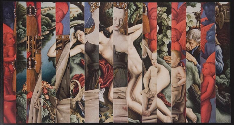 Blasphemy Fouquet/Benton