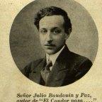 MESTIZAJE Y REVOLUCION EN EL CONDOR PASA… DE JULIO BAUDOUIN. Enrique E. Cortez