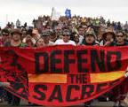 One MIllion People. Standing Rock. Juan Guillermo Sanchez