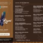 Taki Raymi: fiesta de poesia y canto