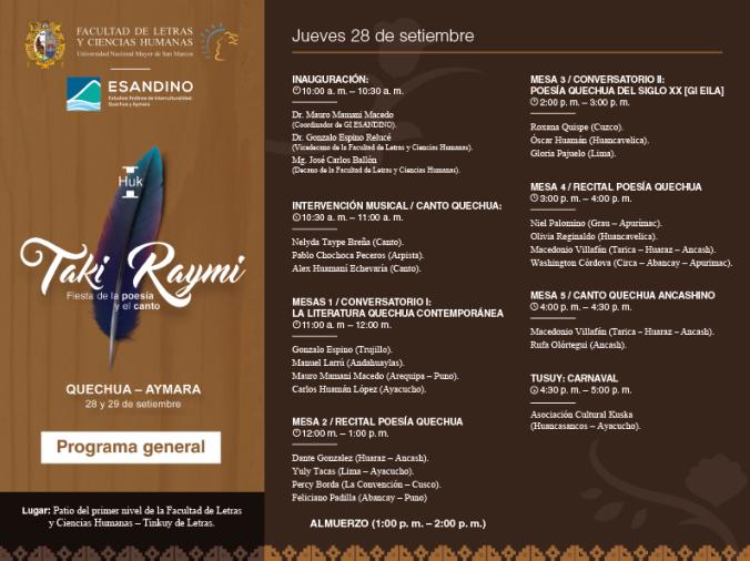 Programa-TAKI-RAYMI-A PARA REDES 1
