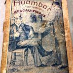 Huambar y las vanguardias. Fredy Roncalla