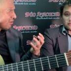 Con Urpitucha Misi y Raul Gomez