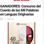 Saqsa ayapintunayuq almachamanta / El Cadaver envuelto en Harapos. Hugo Carrillo